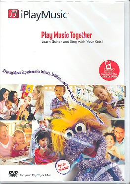 Iplaymusic: Play Music Together Gtr Dvd(0)