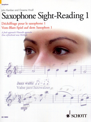 John Kember y otros.: Saxophone Sight-Reading 1