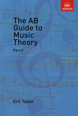 Eric Taylor: The AB Guide to Music Theory 2