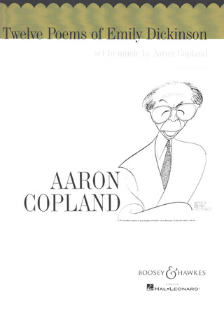 Aaron Copland: 12 Poems of Emily Dickinson