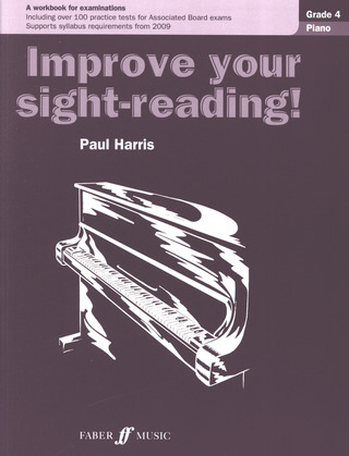 Paul Harris: Improve your sight-reading! – Piano 4
