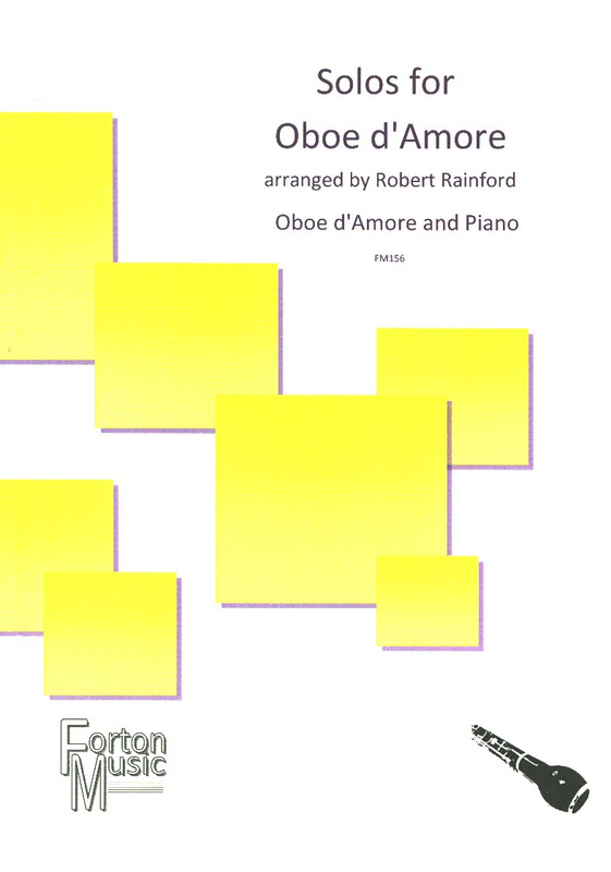 Solos for Oboe d'Amore