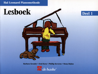Barbara Kreader et al.: Hal Leonard Pianomethode – Lesboek 1