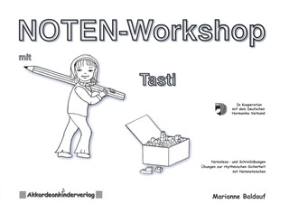 Marianne Baldauf: Noten-Workshop mit Tasti