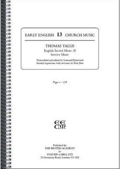 Thomas Tallis: English Sacred Music 2