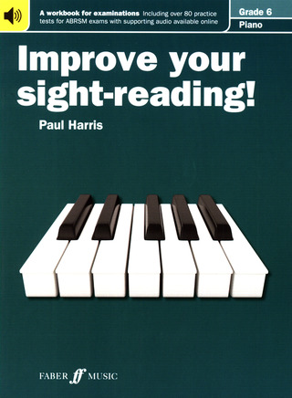 Paul Harris: Improve your sight-reading! – Piano 6