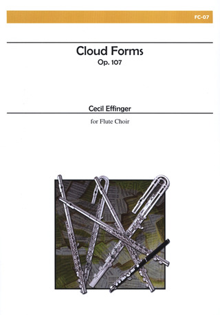 Effinger Cecil: Cloud Forms Op 107
