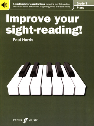 Paul Harris: Improve your sight-reading!–  Piano 7
