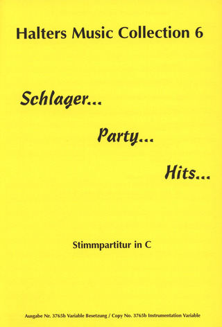 Music Collection 6 - Schlager Party Hits