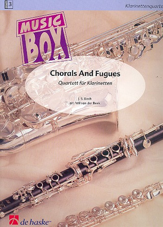 Johann Sebastian Bach: Chorals and Fugues