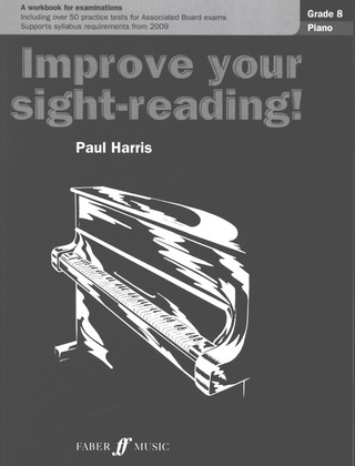 Paul Harris: Improve your sight-reading! – Piano 8