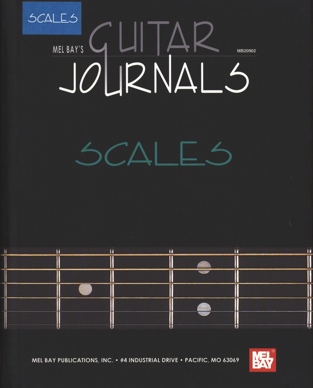 William Bay: Guitar Journals – Scales
