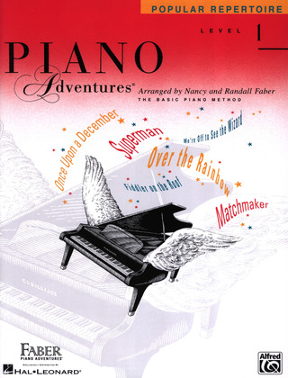 Piano Adventures 1 – Popular Repertoire