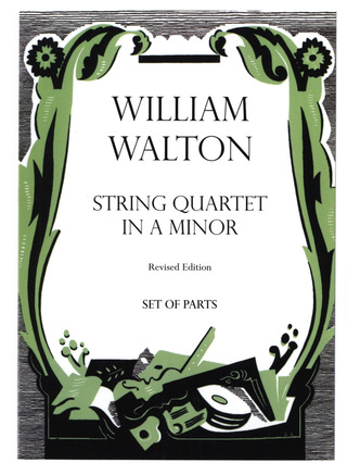 William Walton: Quartett A-Moll