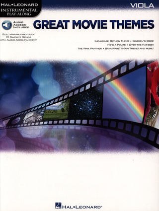 Great Movie Themes – Viola