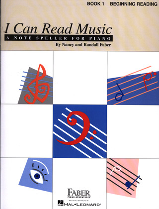 Randall Faber et al.: Piano Adventures – I Can Read Music 1
