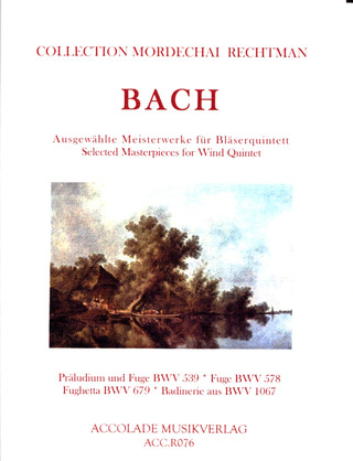 Johann Sebastian Bach: Selected Masterpieces