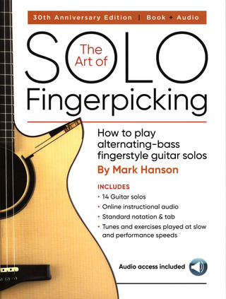 Mark Hanson: The Art of Solo Fingerpicking