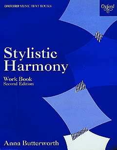 Anna Butterworth: Stylistic Harmony – Work Book