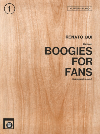 Renato Bui: Boogies for Fans 1