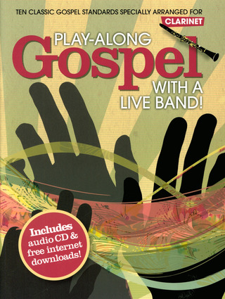 Play-Along Gospel With A Live Band! - Clarinet