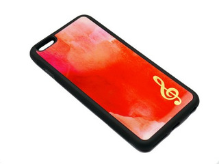 iPhone 6 Plus backcover g-clef