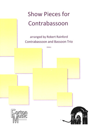 Show Pieces for Contrabassoon