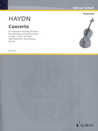 Joseph Haydn: Concerto D Major