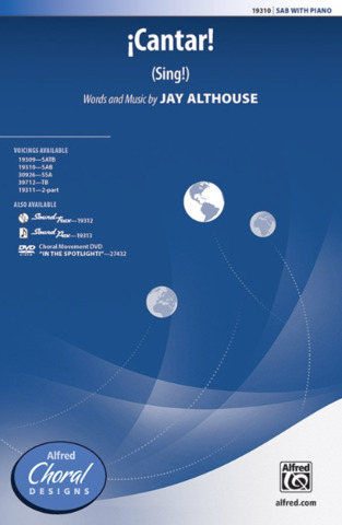 Jay Althouse: Cantar!