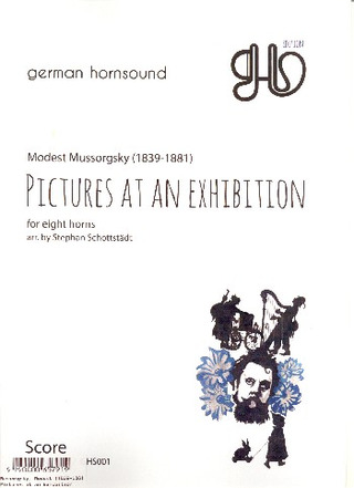 Modest Moessorgski: Pictures at an Exhibition