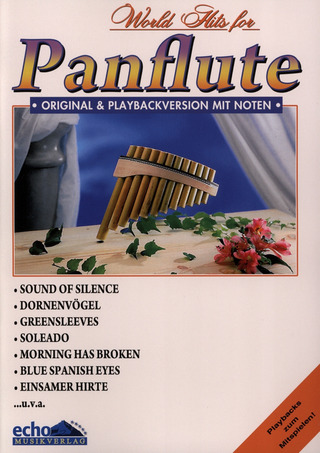 World Hits for Panflute