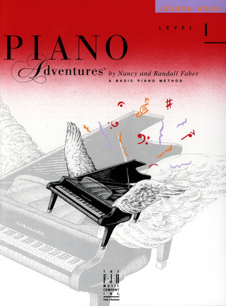 Randall Faber et al.: Piano Adventures 1 – Lesson
