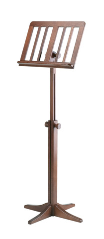 Wooden music stand – K&M 116/1