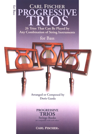 Progressive Trios for Bass