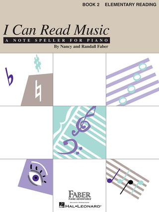 Randall Faber et al.: Piano Adventures – I Can Read Music 2