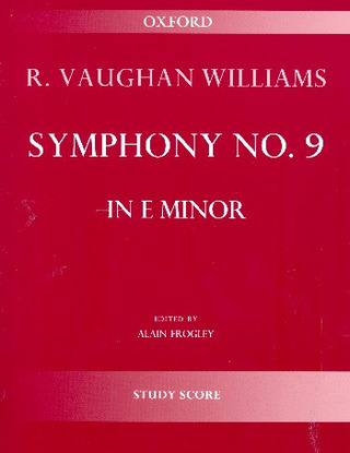 Ralph Vaughan Williams: Symphony No. 9 in e minor