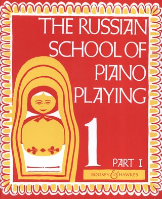 Alexander Nikolajew: The Russian School of Piano Playing 1.1
