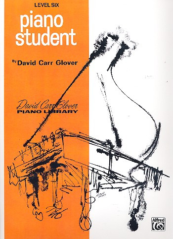 Glover David Carr + Garrow Louise: Piano Student 6