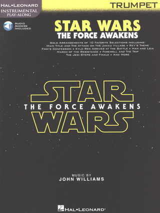 John Williams: Star Wars VII – The Force Awakens (Trompete)