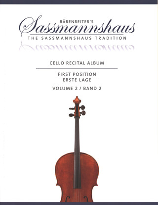 Cello Recital Album 2