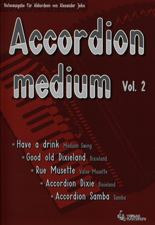 Alexander Jekic: Accordion Medium