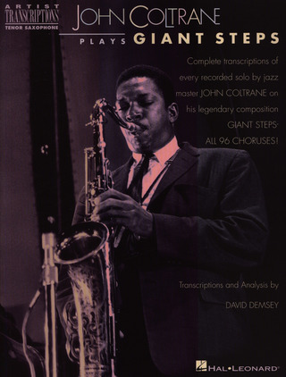 John Coltrane: Plays Giant Steps