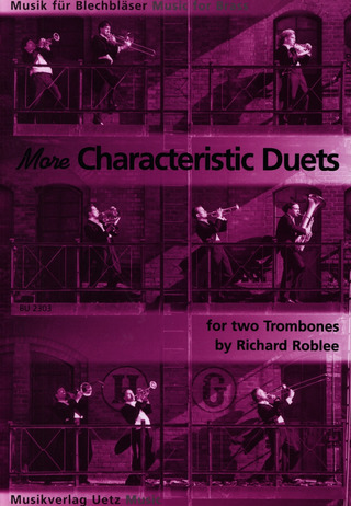 Roblee Richard: More Characteristic Duets