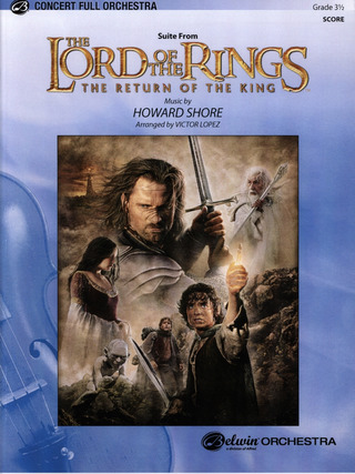 Howard Shore: Lord Of Rings - The Return Of The King