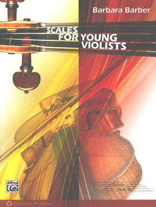 Barbara Barber: Scales for Young Violists