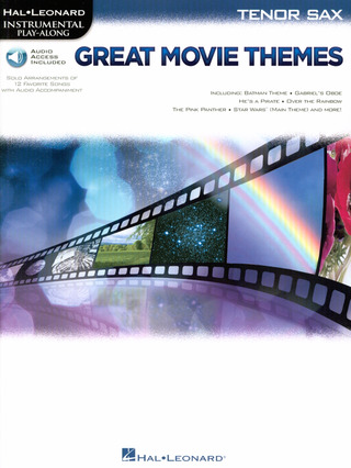 Great Movie Themes – Tenor Sax