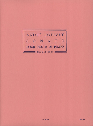 André Jolivet: Sonate