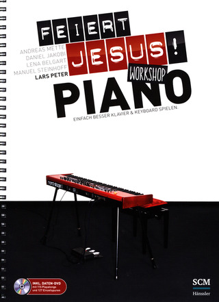 Lars Peter: Feiert Jesus! Workshop Piano
