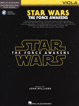 John Williams: Star Wars VII - The Force Awakens (Viola)