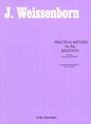 Julius Weissenborn: Practical Method